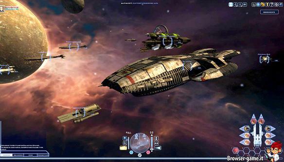 Navicelle spaziali Battlestar Galactica