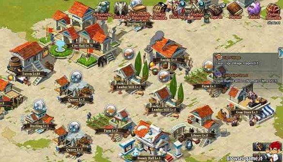 Villaggio Age of Civilization