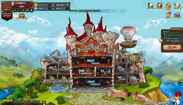 Castello Pockie Kingdom
