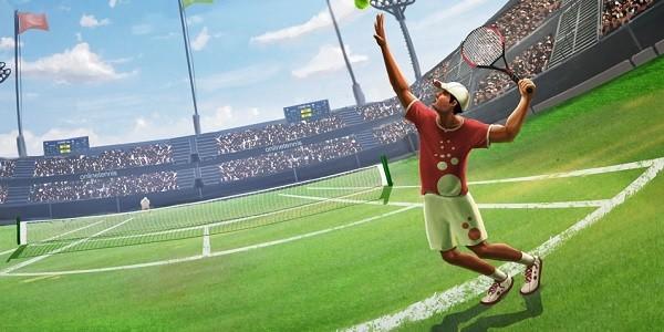 Online Tennis: manageriale di tennis in italiano