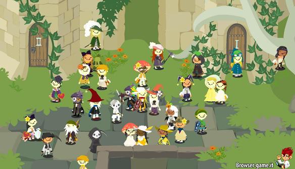 Personaggi Puppet Guardian