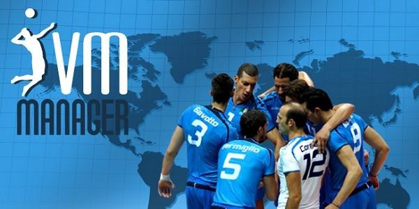 Volley Manager: manageriale di pallavolo in italiano