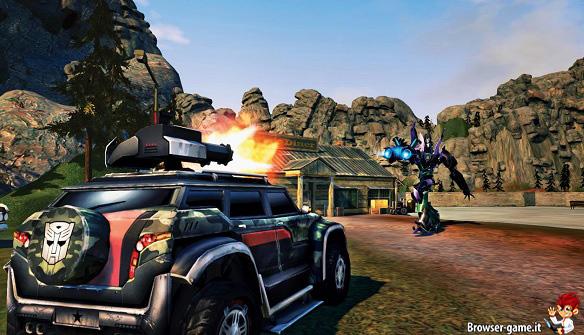 Automobile Transformers Universe