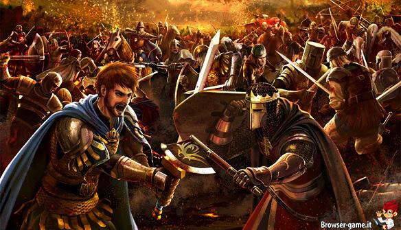 Legioni Rush War