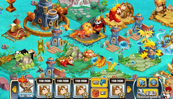 Animali Monster Legends
