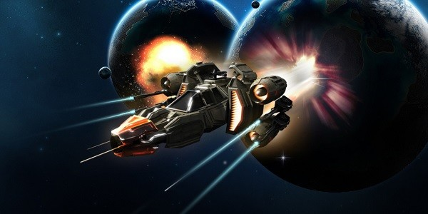 Dark Orbit: browser game MMORPG spaziale in italiano