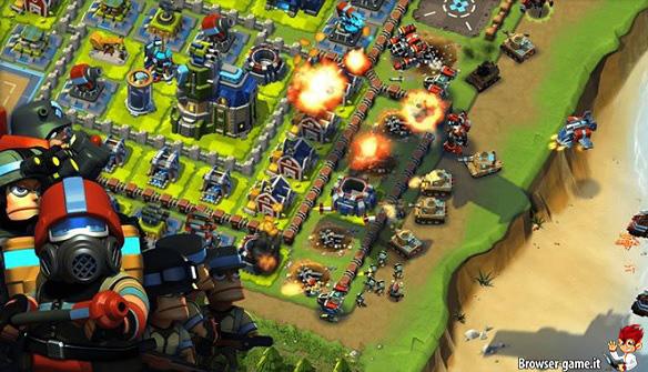Combattimento Battlefront Heroes