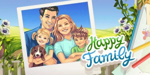 Happy Family: gioco di simulazione stile the Sims