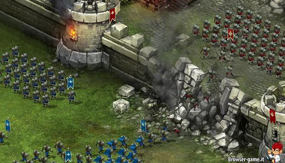 Invasione Throne Rush