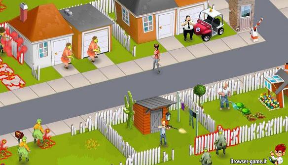 Città Zombie Lane