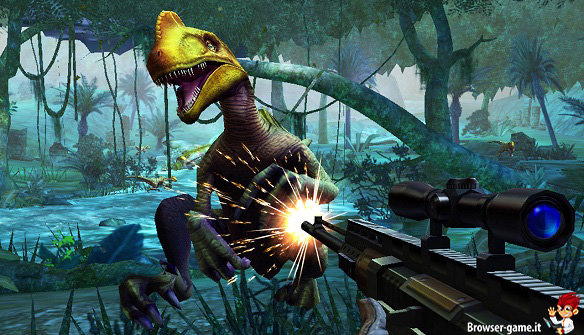Fucile da cecchino Dino Hunter Deadly Shores
