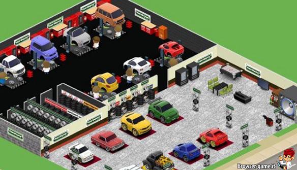 Parco macchine Car Town