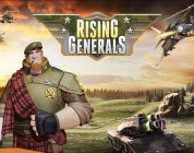 Rising Generals: iniziata la closed beta