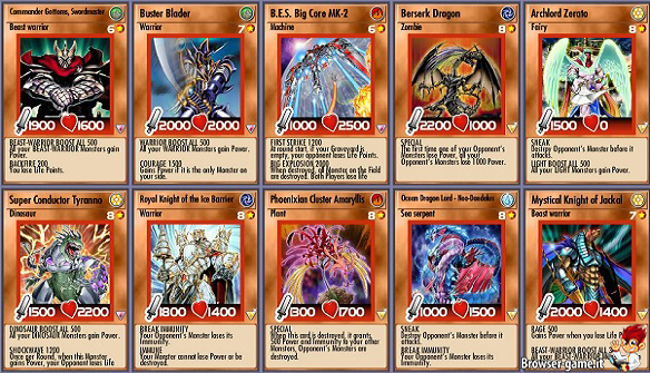 Carte Yu-Gi-Oh! BAM
