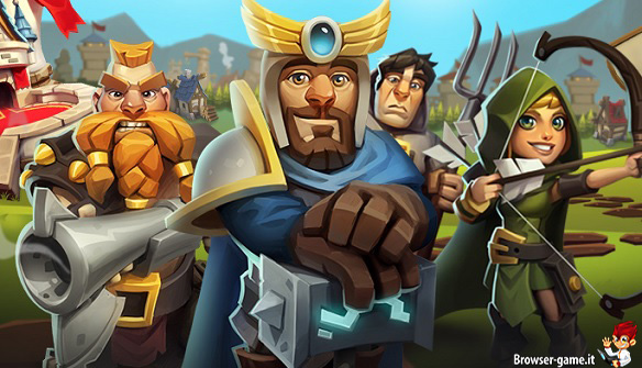Gioco Shadow Kings