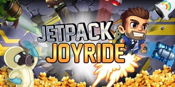 Jetpack Joyride: sfreccia senza mai farti prendere!