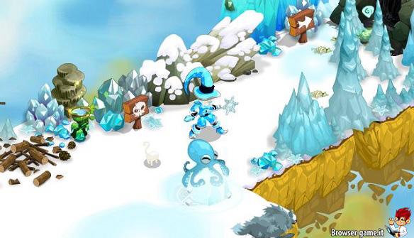 Maga nel ghiaccio Cloudstone