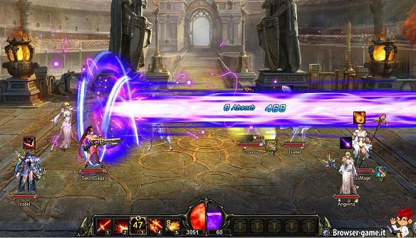 Abilità speciale Sword Saga
