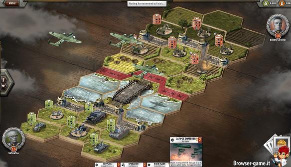 Campo di battaglia Panzer General Online