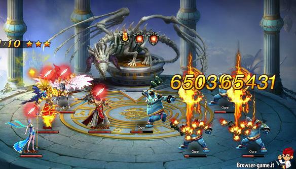 Combattimento Legend Knight