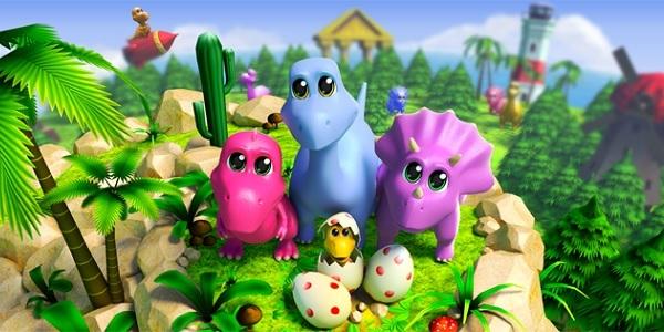 Happy Dinos
