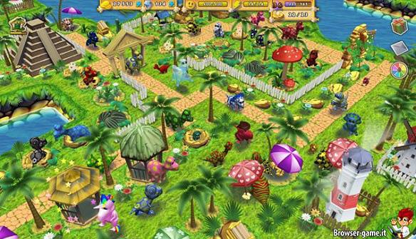 Parco Happy Dinos