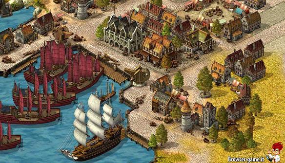 Porto e navi Grand Voyage