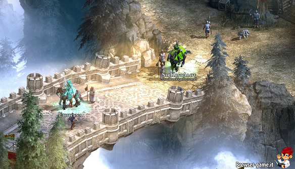 Scenario fantasy  Might & Magic Heroes Online