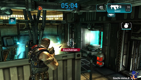 Sparatoria Shadowgun Deadzone