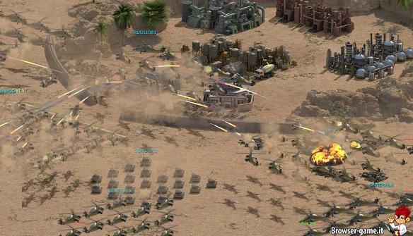 Combattimento militare Alpha Wars