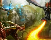 Dragons and Titans: gioco MOBA fantasy con potenti draghi