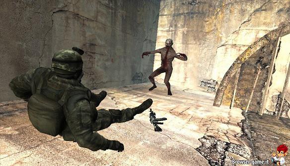 Mostro zombie Voice of Pripyat 3D