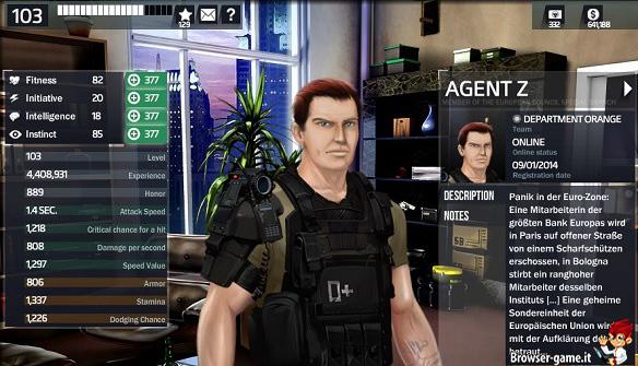 Agente Operation X