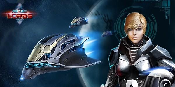 Astro Lords: browser MMORTS a tema Sci-Fi con grafica 3D
