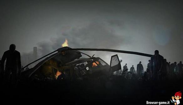 Elicottero Into the Dead