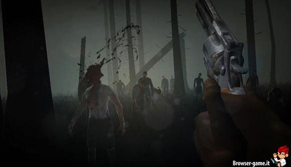 Pistola Into the Dead