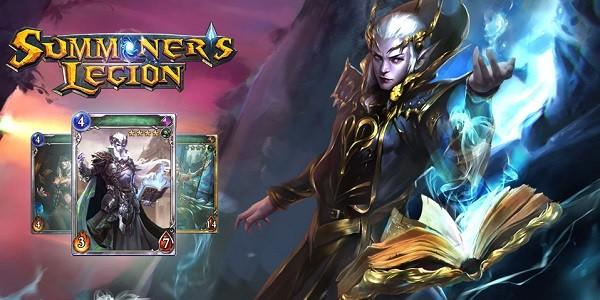 Summoner's Legion: gioco MMORPG di carte gratuito