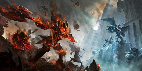The Gate: GCC fantasy con elementi RTS per browser
