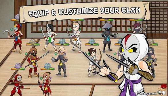 clan Ninja Warz 2