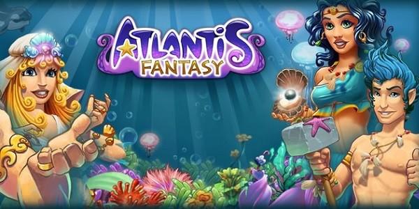 Atlantis Fantasy: ricostruisci la città di Atlantide!