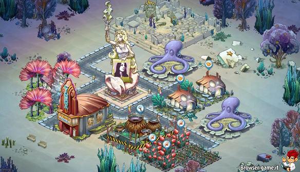 Città Atlantis Fantasy