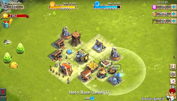 Base Castle Clash