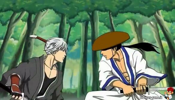 Antemprima di gioco. Due samurai Straw Hat Samurai Duels fd18ff73e323