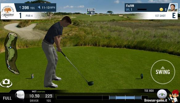 Gioco WGT Golf