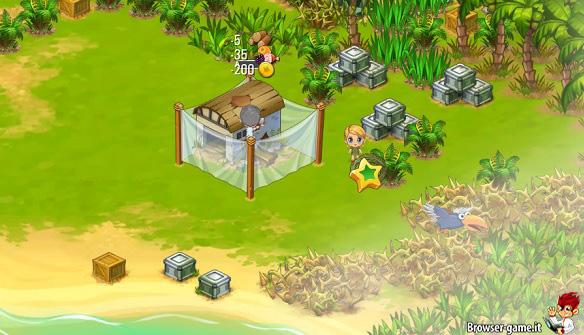 Isola Island Experiment