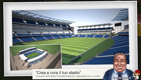 Stadio I love calcio