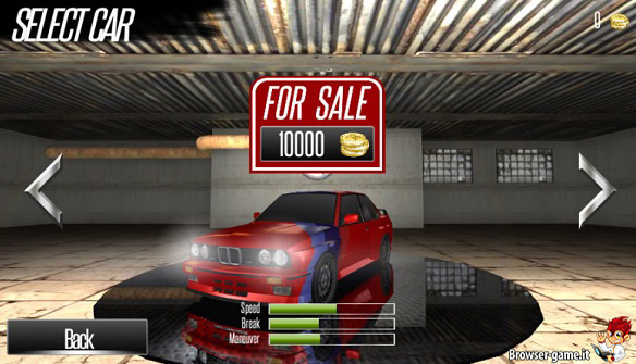 Auto in vendita Highway Racer
