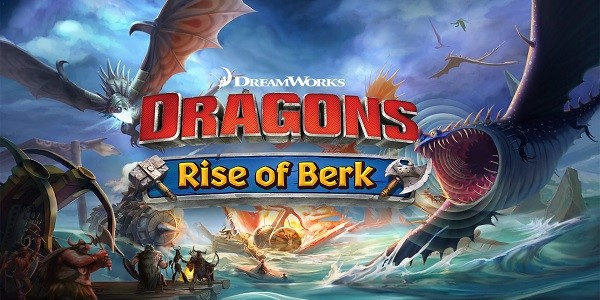 Dragons Rise Of Berk: gioco gestionale con draghi