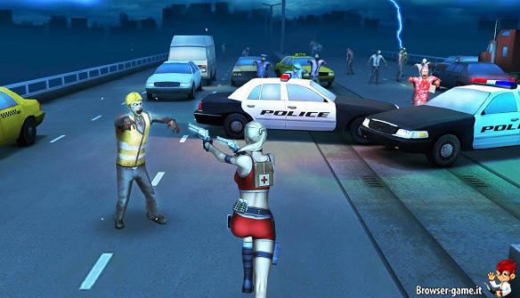 Macchine polizia Dead Route