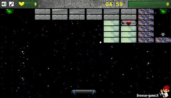 Partita Space Tiles
